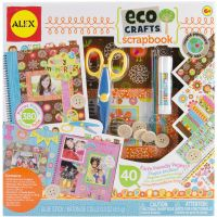 ALEX Toys My Eco Crafts Scrapbook Set NOTM053450