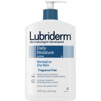 Lubriderm Fragrance Free Daily Moisture Lotion JOJ48323