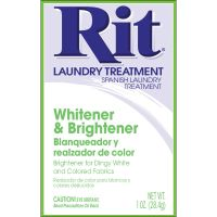 Rit Whitener & Brightener Laundry Treatment  NOTM100704
