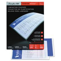 Swingline GBC EZUse Thermal Laminating Pouches, 3mil, 11 1/2 x 9, 100/Box SWI3745003
