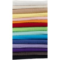 """Basic Solid Flannel Fabric 42"""" Wide 3yd Cut NOTM254446"""