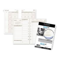 AT-A-GLANCE Day Runner Two-Pages-Per-Day Planning Pages, 5 1/2 x 8 1/2, 2019 DRN481225