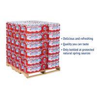 Crystal Geyser Alpine Spring Water, 16.9 oz Bottle, 24 Bottles/Case, 84 Cases/Pallet CGW24514
