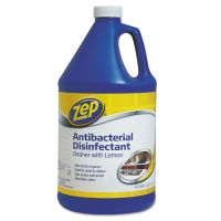 Zep Commercial Antibacterial Disinfectant, 1 gal Bottle ZPE1041688