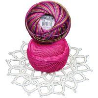 Lizbeth Cordonnet Cotton Crochet Thread NOTM051181