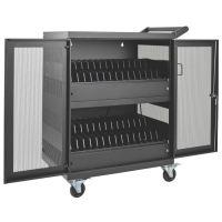 Tripp Lite 32-Port AC Charging Cart Storage Station Chromebook Laptop Tablet SYNX4498545