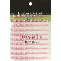 Bling Self-Adhesive Pearls Multi-Size 100/Pkg NOTM413110