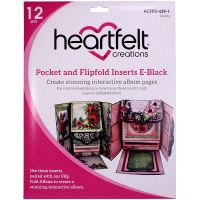 Heartfelt Creations Pocket & Flipfold Inserts NOTM245347