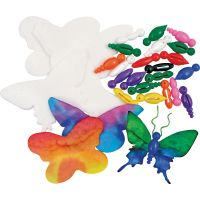 Roylco Butterfly Ornaments Craft Kit RYLR83260