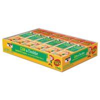 Keebler Sandwich Cracker, Club & Cheddar, 8 Cracker Snack Pack, 12/Box KEB21163