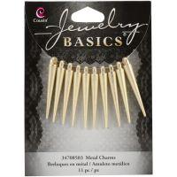 Jewelry Basics Metal Charms NOTM151060