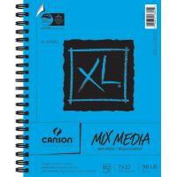 Canson XL Acid Free Multi-Media Spiral Paper Pad NOTM457488