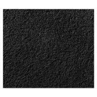 3M Nomad 8100 Unbacked Scraper Matting, Vinyl, 36 x 240, Black MMM8100320BL