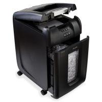 Swingline Stack-and-Shred 300M Auto Feed Micro-Cut Shredder, 300 Sheet Capacity SWI1758576