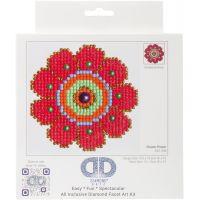 "Diamond Dotz Diamond Embroidery Facet Art Kit 6""X6"" NOTM052191"