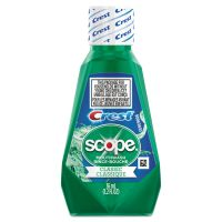 Crest + Scope Rinse, Classic Mint, 36 mL Bottle, 180/Carton PGC97506