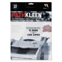 Read Right PathKleen Sheets, 8 1/2 x 11, 10/Pack REARR1237