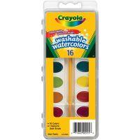 Crayola Washable Watercolors NOTM138988