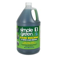 Simple Green Clean Building All-Purpose Cleaner Concentrate, 1gal Bottle SMP11001