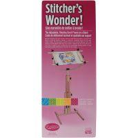 Stitcher's Wonder! Floor Stand Scroll Frame NOTM072363