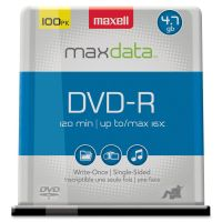 Maxell Recordable DVD Media SYNX1124423