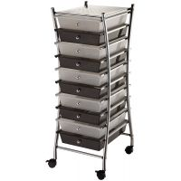 Blue Hills Studio X-Frame Storage Cart NOTM428426
