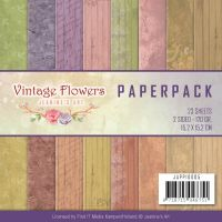 "Find It Trading Jeanine's Art Paper Pack 6""X6"" 23/Pkg NOTM433572"