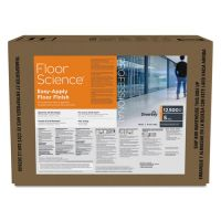 Diversey Floor Science Easy Apply Floor Finish, Ammonia Scent, 5 gal Box DVOCBD540403