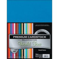Core'dinations Premium Smooth World Tour Cardstock  NOTM239388