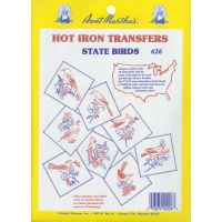 Aunt Martha'a Iron-On Transfer Collection NOTM324918