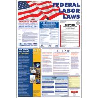 Advantus Federal Labor Law Poster AVT83800