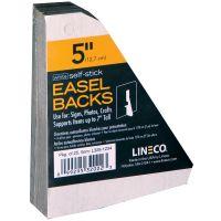 Self-Stick Chipboard Easel Backs 25/Pkg NOTM378590