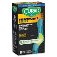 Curad Colored Antibacterial Bandages MIICUR5020