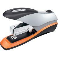 Swingline Optima Desktop Staplers, Half Strip, 70-Sheet Capacity, Silver/Black/Orange SWI87875