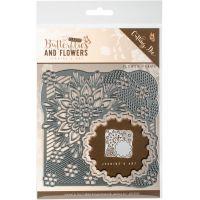 Find It Jeanine's Art Classic Butterflies & Flowers Die NOTM321782