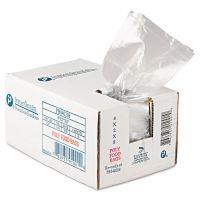 Inteplast Group Get Reddi Food & Poly Bag, 4 x 2 x 8, 16oz, .68mil, Clear, 1000/Carton IBSPB040208