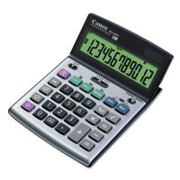 Canon BS-1200TS Desktop Calculator, 12-Digit LCD Display CNM8507A010
