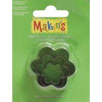 Makin's Clay Cutters 3/Pkg NOTM156471
