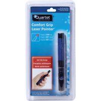 Quartet Classic Comfort Laser Pointer, Class 3A, Projects 1500 ft, Blue QRTMP2703BQ