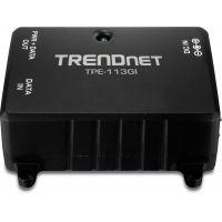TRENDnet TPE-113GI Gigabit Power over Ethernet (PoE) Injector SYNX3690133