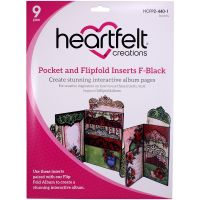 Heartfelt Creations Pocket & Flipfold Inserts NOTM245356