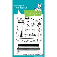 """Lawn Fawn Clear Stamps 3""""X4"""" NOTM084416"""