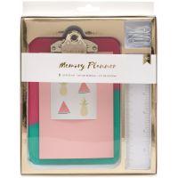 American Crafts Memory Planner Office Kit NOTM056529