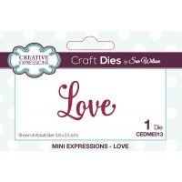Creative Expressions Craft Dies By Sue Wilson NOTM034470