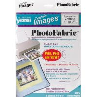 """Crafter's Images Photofabric 8.5""""X11"""" 5/Pkg NOTM101495"""