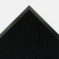 Crown Mat-A-Dor Entrance/Antifatigue Mat, Rubber, 36 x 72, Black CWNMAFG62BK