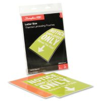 Swingline GBC UltraClear Thermal Laminating Pouches SWI3200577