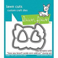 Lawn Cuts How You Bean? Candy Corn Custom Craft Add On Dies NOTM086505