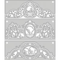Tonic Studios Verso Header Fold Die Set NOTM035436