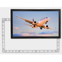 """Draper StageScreen Projection Screen - 226"""" - 16:10 - Surface Mount SYNX5050837"""